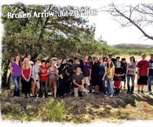 Read more...Broken Arrow Seniors at Camp in 2012