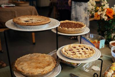 Homemade Pies Autumn Feast Day